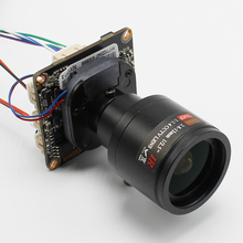 Buy AHWVE Long distance 2.8-12mm Lens 1080P 2MP DIY IP Camera module Board IRCUT RJ45 Cable 720P ONVIF H264 Mobile APP XMEYE for $14.87 in AliExpress store