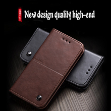 Popular Inside collect Flip leather Distinguished Retro phone back cover 5.5'For Vernee apollo lite case