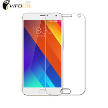 Meizu MX5 Tempered Glass 5.5inch 9H 2.5D Premium Screen Protector Film For Meizu MX5 Cell Phone + Free shipping