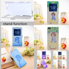 Buy Flip Cover Lenovo A2010 A2010-a 2010 A2860 A2580 2580 Angus 2 Painted Patterns Design Leather Case Slim View Window for $2.72 in AliExpress store