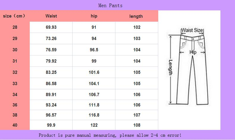 LEFT ROM 2018 New Men's Fashion Casual Cotton Jeans/High-grade Slim Straight Stretch Fabric Solid Color Large Size Men's Jeans