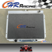 for Ford Mustang Ranchero Torino 1967 1968 1969 1970 aluminum radiator new(China)