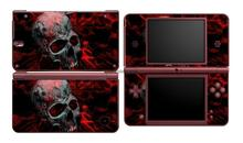 Skull 251 Vinyl Skin Sticker Protector for Nintendo DSI XL LL for NDSI XL LL skins Stickers
