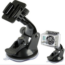 Go pro Sports Action Mount Camera GoPro Accessories Window Mount Suction Cup Base Tripod For GoPro HD Hero5 4 3 2 1 Black Edtion