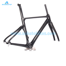 2016 New carbon frame UD Weave Carbon Road bicycle Frame bici telai in carbonio race bike carbon bike 46/49/52/54/56/58cm