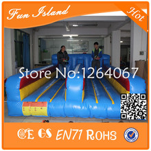 Hot Sale 2017 New Sports Inflatable Bungee, Inflatable Games,Inflatable Sports Game For Adults(China)