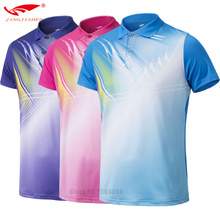 mens table tennis shirt sport badminton jerseys sport training polo t shirt high quality badminton short sleeve jerseys for men