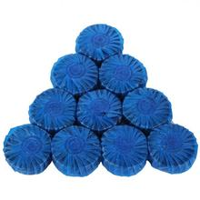 10x Blue Bubble Automatic Toilet Antibacterial Cleaning Tabs Cleaner