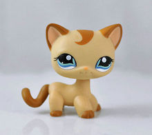 Pet CAT SHORT HAIR Animal child girl boy figure loose cute LP830(China)