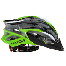 Lixada Ultralight Unisex Bicycle Helmet Outdoor Sport Bike Helmets With 25 Vents Casco Ciclismo Cycling Skating Helmet Bicicleta