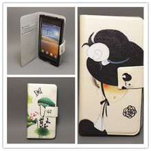 New Ultra thin Flower Flag vintage Flip cover for HTC G8 wildfire A3333 A3336 A3380 Cellphone Case Freeshipping