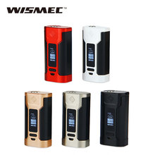 Buy Original WISMEC Predator 228 TC MOD 228W Vape WISMEC Elabo Atomizer Powered 18650 Battery fit 510 thread Tank Battery for $38.21 in AliExpress store