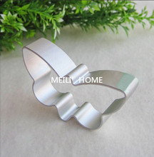 Aluminium Mold Butterfly Shaped Sugarcraft Buscuit Tools Cookie Cake Pastry Baking Cutter Mould Tool 2706