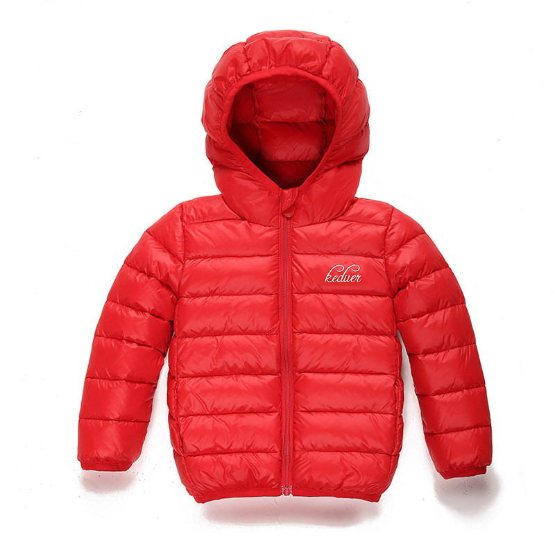 Ten Kinds Of Color Leisure Fashion Children Thin Down Jacket Winter And Spring Childrens Wear Down Jacket Coat Kids OuterwearОдежда и ак�е��уары<br><br><br>Aliexpress