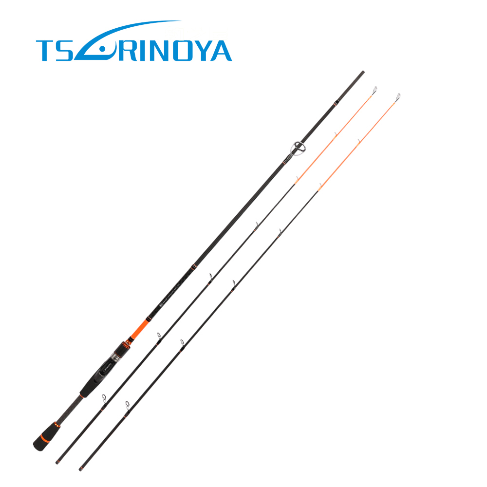 Tsurinoya joy together 2 tip spinning fishing rod 7 8 M and ML actions 5-15g 7-20g lure weight Fishing Rod just For S702<br>