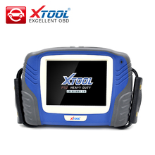 Promotion ! Professional Heavy duty truck diagnostic tool XTOOL PS2 Truck scanner free update online DHL free