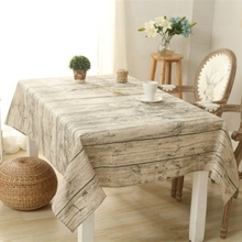 Cotton Linen Tablecloths Decorative Home Decor Table Cloth High Quality tablecloth