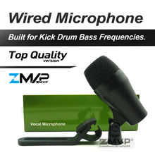 FreeShipping! GA52 Professional Percussion Kick Drum Bass Instrument Dynamic Microphone Mic For Stage Show Studio New Boxed!(China)