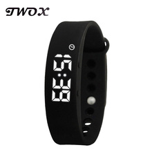 Smart Bracelet W5 Sport Tracking Calorie Alarm Sleeping Monitoring Pedometer Thermometer For Iphone Andriod