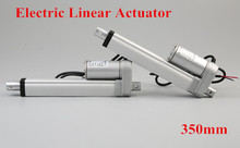 6PCS 12V DC 350mm  Stroke Linear Actuators 1500N/150KG 330lbs Max Lift Load Linear Motor for Electric Bed