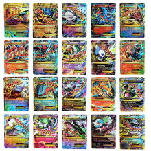 20/set  kaarten English full flash cards EX card containing MEGA card no repeat  free shipping