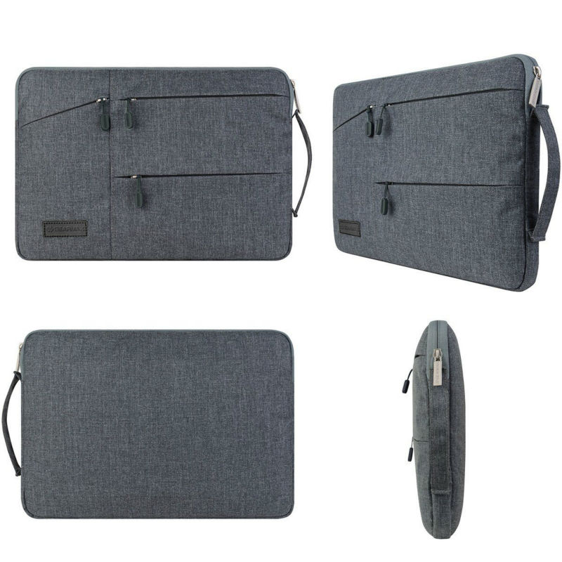 High Quality Laptop Sleeve 13.3 Inch+Free Keyboard Cover for MacBook 11 13 15 Anti-theft Zippers Sleeve for MacBook Air 13 Case<br><br>Aliexpress