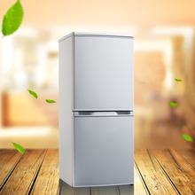 Midea Large Capacity 135L Compressor Portable Fridge Refrigerator 220V Home Office Freestanding Fridge Freezer
