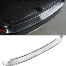 Stainless steel car trunk boot protection plate car accessories For BMW X3 F25 20i 28i 35i 2014 2015