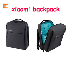 Buy Original Xiaomi backpacks Women Men Office Backpack School Backpack Large Capacity Students Business Bags Laptop Couple Bag for $35.63 in AliExpress store