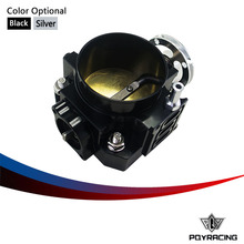 PQY RACING- NEW THROTTLE BODY FOR RSX DC5 CIVIC SI EP3 K20 K20A 70MM CNC INTAKE THROTTLE BODY PERFORMANCE PQY6951