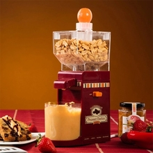 Hot sale household peanut butter processing machine, peanut butter grinder machine
