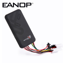 EANOP GT06 GPS Tracker Mini Vehicle Real Time PC Tracking Security Alarm System   Monitor Dial Mode GPRS Motocycle Trackers Remo