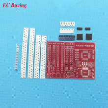 SMD SMT Components Welding Practice Board Soldering Skill Training Beginner DIY Kit Electronic Kit for Self-Assembly(China)