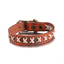 Vintage Design Leather Bracelet & Bangles For Men And Women Cool Street Style Christmas Gifts Good Quality Low Price Wholesale