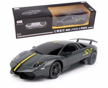 1:24 Licensed Rastar RC Cars Remote Toys Radio Controlled Machines Boys Gifts Kids Toys Murcielago Limited 39001(China)