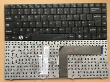 New UK Keyboard For ADVENT 5712 5711 5431 E-System 2512 Cce Wm52c T52c T31 J95 Intelbras I22 I210 HASEE F233 UK Laptop Keyboard