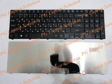 Russian Keyboard for Acer Travelmate 5740 5742 TM8571  Aspire E1 521 531 571 E1-521 E1-531 E1-531G E1-571 E1-571G RU Black