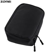 ZOMEI Waterproof 16 Pocket Camera Filter Wallet Case Pouch For 100x150mm 100x100mm Filters Black Pouch For Cokin Filter
