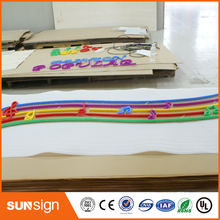 Customized neon light sign outlet outdoor tube sign illuminated letters for advertising(China)