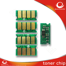 compatible color cartridge spaer parts refilled for Smart toner CHIP For Ricoh Aficio SP C220 C222 240 laser printer