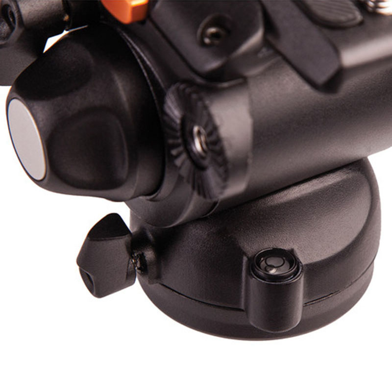 E-IMAGE GH03F 5KG bear camera video photo hydraulichead fluid head Panoramic for tripod monopod DSLR Camcorder shooting 05