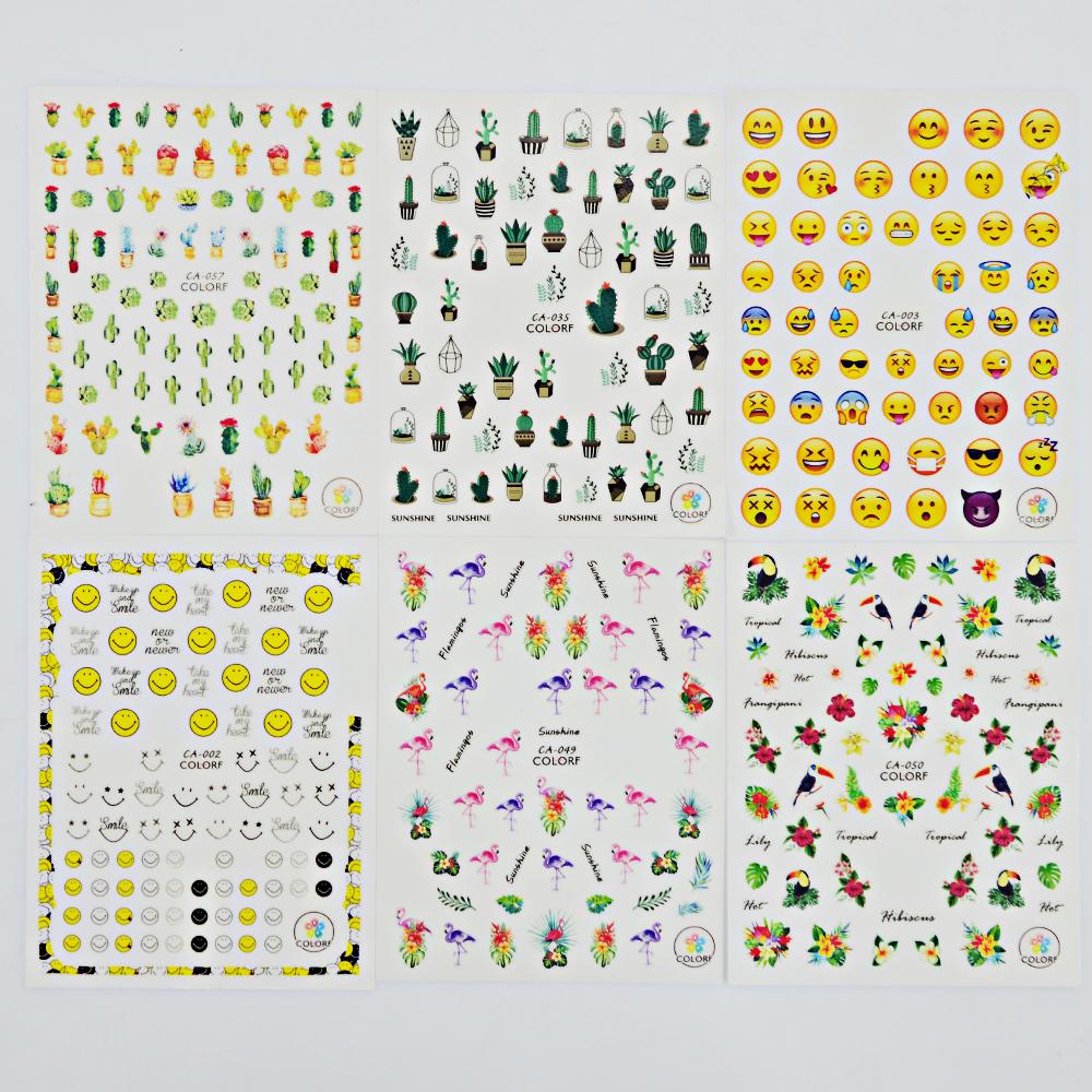 Nail Sticker Set