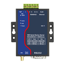 Wireless serial port server, serial port RS232/485/422, Wifi P2P(China)