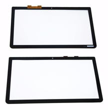 Good quality for Toshiba Satellite L55T Series L55T-B5271 Touch Screen Panel Glass with Digitizer(China)