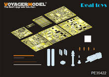 Voyager 1:35 Modern USMC HUMVEE M1151 with IED (For Academy 13415) PE35422