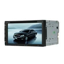 "7"" Universal Double 2 Din Car DVD player Car Autoradio Video MP3/MP4/MP5 Player Car Stereo audio player Bluetooth USB/SD"