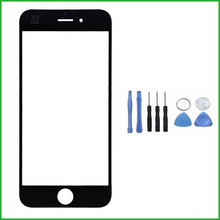 "Buy Front Outer Screen Glass Lens Cover Replacement Apple iPhone 6 6G 4.7"" Touch Screen Repair Tools Adhesive for $6.50 in AliExpress store"