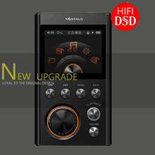 NiNTAUS X10 MP3 Player DSD128 24Bit/192Khz Entry-level HiFi Lossless Music Portable Players with Independent DAC free Earphone(China)