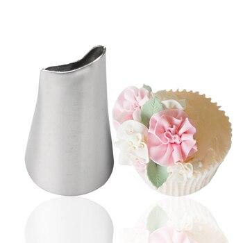 New 1PCS Icing Piping Nozzles Tips Pastry Cake Cupcake Sugarcraft Decorating Tool DIY