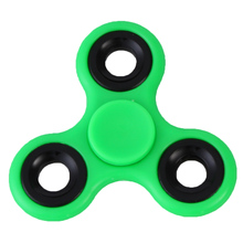 Buy Fidget Spinner Finger Kids Autism ADHD Anxiety Stress Relief Focus Handspinner Toys Gift ABS EDC Hand Spinner for $1.19 in AliExpress store